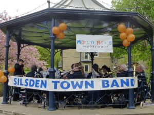 Ilkley Bandstand 2016