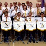 Silsden Town Brass Band - 2012