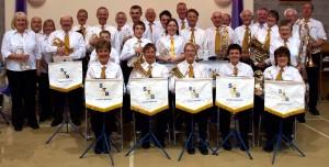 Silsden Town Brass Band - 2012