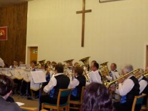 Cross Hills Concert - 26-4-14