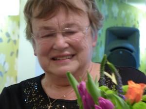 Award Attendee Sylvia - 2014