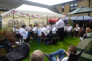 Gables Nursing Home Summer Party 2014