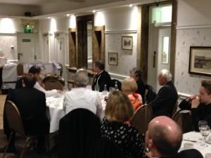 Awards Dinner 2015