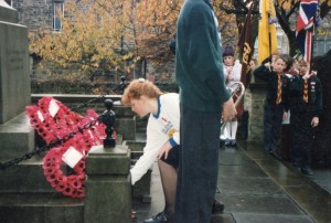 1990 Cenotaph