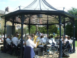 Ilkley Bandstand 2013