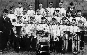 The band 1906
