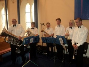 Wedding quintet